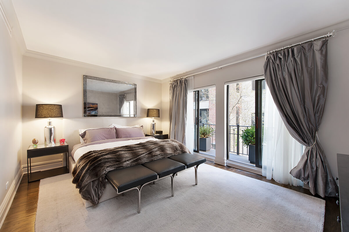 High Quality Manhattan Real Estate Bedroom Photography ...